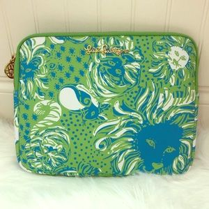 Lilly Pulitzer iPad Case *never used*